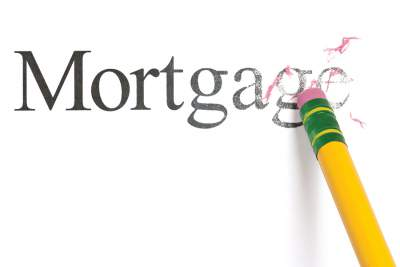 Erasing a mortgage